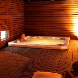 Spa Latitude - Dimension One Spas