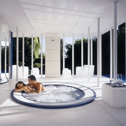 spa d bordement alimia experience jacuzzi. Black Bedroom Furniture Sets. Home Design Ideas