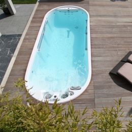 Spa de nage AquaFit Play - Dimension One Spas