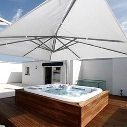 Spa exterieur encastrable spa exterieur encastrable nos spas au design trs sont raliss sur - Spa encastrable exterieur ...
