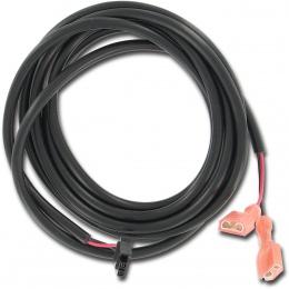 Skirt lighing switch cord