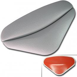 Soft Tile Pillow Titanium