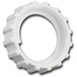 Spiral nut for corrugated hose