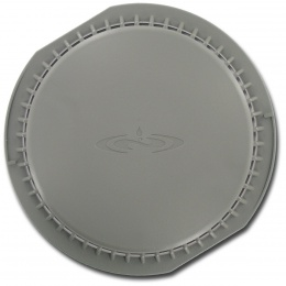 "8"" UltraPure filter cover  (Gray)"