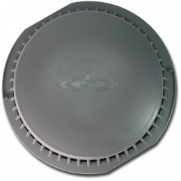 "8"" Ultrapure Filter Cover (Titanium)"