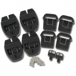 Cover Locks, Center Release (package)