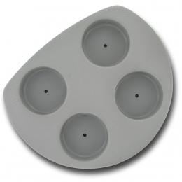 "8"" Urethane filter cover for @home spas"