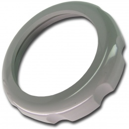 Theaded fountain cap w/grips Gray