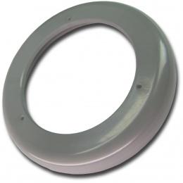 Threaded fountain cap no/grips Gray