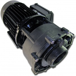 Pump: 2HP 1-spd 230V TUV