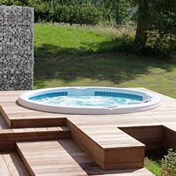 Spa rond
