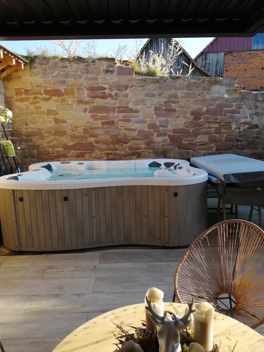 Installation spa dans le Bas-Rhin