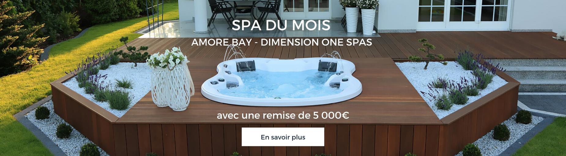 amore bay spa du mois
